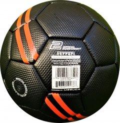 Мяч футбольный Ferrari №2 Черный (F611-2B)