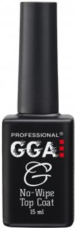 Топ без липкого слоя GGA Professional No-Wipe 15 мл (1213077618262)