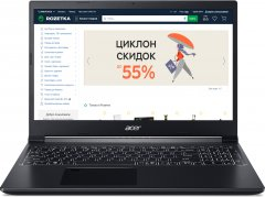 Ноутбук Acer Aspire 7 A715-75G-54HY (NH.Q9AEU.00G) Charcoal Black