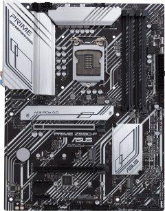 Материнская плата Asus Prime Z590-P (s1200, Intel Z590, PCI-Ex16)