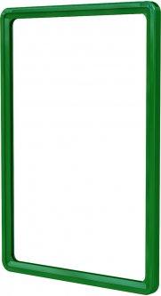 Рамка с карманом-протектором Европос А5 PFPP-A5, Зеленый (Р1001/07)