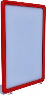 Рамка с карманом-протектором Европос А4 с магнитным держателем 0 градусов 2/MAGNET-0+PFPP-A4, Красный (P1007/06)
