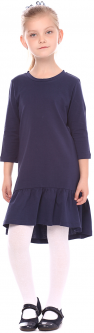 Платье Vidoli G-16022 122 см Синее