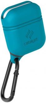 Чехол Catalyst Waterproof для AirPods Glacier Blue (CATAPDTEAL)