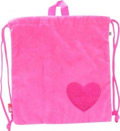 Сумка-мешок детская Yes SB-14 Heart Для девочек 0.08 кг 0.723 л (556799)