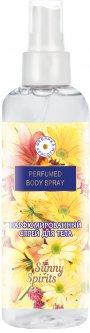 Парфюмированный спрей для тела Фабрика красоты Sunny Spirits 200 мл (4810210002482)