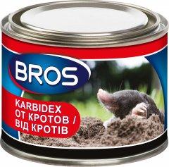 Средство Bros Karbidex от кротов 500 г (5904517188259)