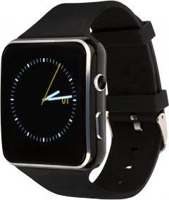 Смарт-часы Discovery Z7 Phone & Camera Black (swdz7b)