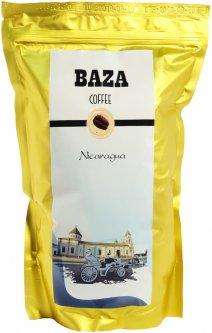Кофе в зернах Baza Nicaragua Арабика моносорт 500 г (4820215240208)