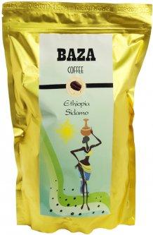 Кофе в зернах Baza Ethiopia Sidamo Арабика моносорт 500 г (4820215240130)