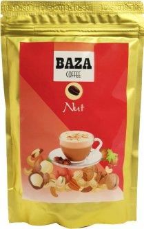 Растворимый ароматизированный кофе Baza Nut 100 г (4820215240390)
