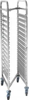 Тележка для лотков HENDI 15 x GN 1/1 (810606)