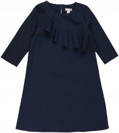 Платье TopHat 19519 ШФ 140 см Синее (4820140620762)