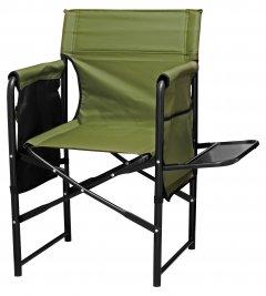 Кресло NeRest NR-33 Режиссер с полкой Хаки (4820211100544)