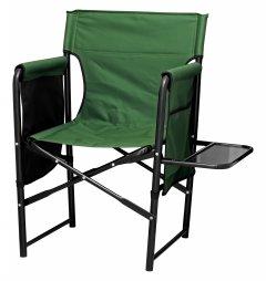 Кресло NeRest NR-41 Режиссер с полкой Зеленое (4000810002269)
