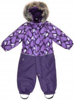 Зимний комбинезон Lenne Dora 19319A/3600 74 см Фиолетовый (4741578389758)