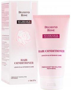 Кондиционер Biofresh Diamond Rose на основе Розового Масла интенсивная защита волос 150 мл (3800156004153)