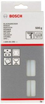 Клеевые стержни Bosch 11 мм 25 шт Прозрачные (1609201396)