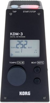Метроном Korg KDM-3-BK (226658)