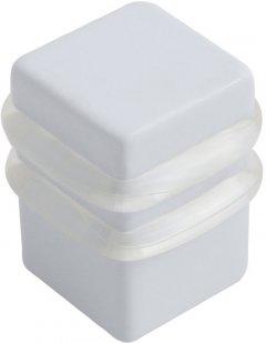 Стопор RDA 1539 White 34 x 34 x 40 мм Белый (TD51449)