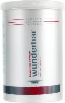 Пудра Wunderbar Bleaching powder для обесцвечивания волос 500 г (5499899073557)