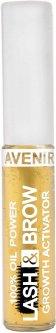 Сыворотка Avenir Cosmetics для укрепления и роста бровей и ресниц 10 г (5900308134221)
