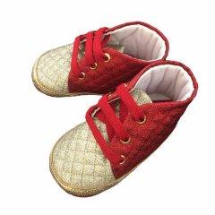 Пінетки Babymove 17 (11 см) Червоний (2979360115502)