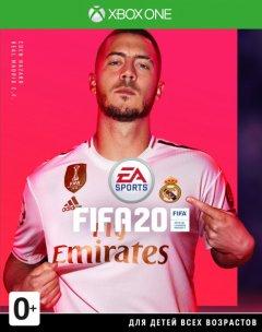 Игра FIFA 20. Стандартное издание для Xbox One (Blu-ray диск, Russian version)