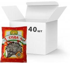 Упаковка соды Dr.IgeL 200 г х 40 шт (24820155170058)