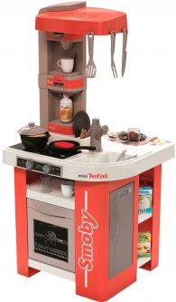 Интерактивная кухня Smoby Toys Тефаль Студио Френч с аксессуарами и звуковым эффектом (311042) (3032163110422)