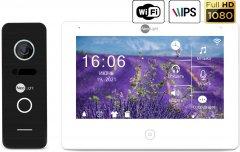 Комплект видеодомофона NeoLight NeoKit HD PRO WF Black