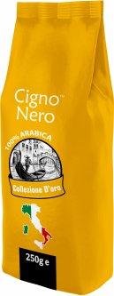 Кофе молотый Cigno Nero Collezione D'oro 250 г (4820154091138)