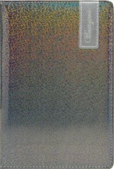 Блокнот Bourgeois N9013 70 г/м² Искусственная кожа А5 80 листов в клетку с переливанием (6923749726700)