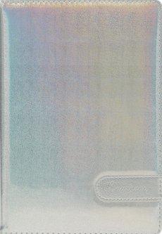 Блокнот Bourgeois N9025 70 г/м² Искусственная кожа А5 80 листов в клетку с переливанием (6923749726823)