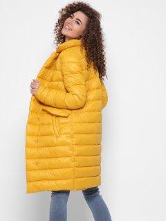 Трендова куртка X-Woyz LS-8867-6 42 Гірчична (2000002311195)