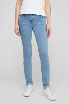 Жіночі блакитні джинси SKINNY 5PKT JEAN Calvin Klein 38 K20K200820