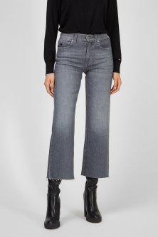 Жіночі сірі джинси WIDE LEG CROP Calvin Klein 28 K20K202115