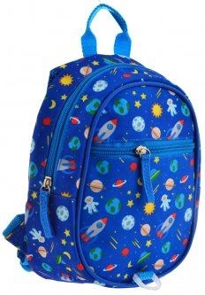 Рюкзак детский 1 Вересня K-31 Space Adventure унисекс 0.2 кг 21х26х8 см 4.5 л (556843)