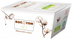 Ватные палочки Bocoton Bio органические 200 шт (3265660397007)