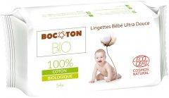 Влажные салфетки Bocoton Bio органические детские 54 шт (3265660399100)