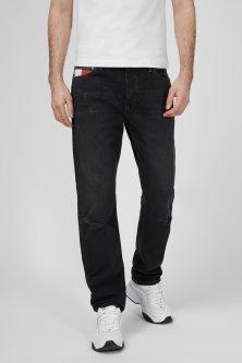 Чоловічі чорні джинси ETHAN Tommy Hilfiger 32-34 DM0DM10263