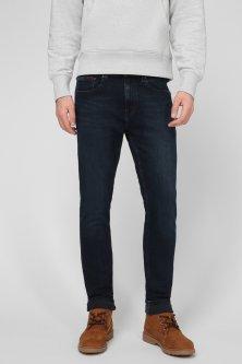 Чоловічі сині джинси AUSTIN SLIM MEDBST Tommy Hilfiger 36-32 DM0DM09769