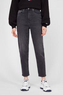Жіночі чорні джинси MOM Tommy Hilfiger 28-34 DW0DW10502