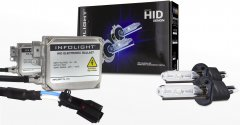 Комплект ксенона Infolight 35W H1 5000К (Н1 5К Inf 35W)