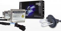 Комплект ксенона Infolight 35W Н7 5000К (Н7 5К Inf 35W)