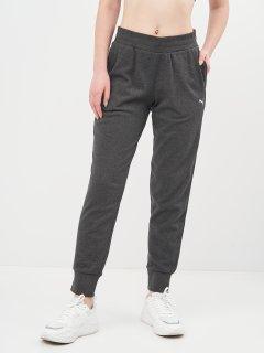 Спортивні штани Puma Ess Sweatpants 58684257 S Dark Gray Heather-CAT (4063697168190)