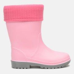 Резиновые сапоги Alisa Line WIN 801 28-29 18.8 см Розовые (2500000060274)