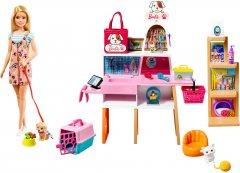 Игровой набор Barbie Все для домашних любимцев (GRG90)
