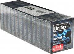 Презервативы Unitex Big Dotted 12 упаковок по 4 шт (798190041162)