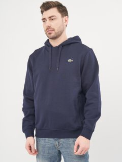 Худи Lacoste SH1527-423 S (T3) Navy Blue (3614036203808)